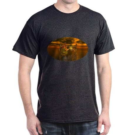 Golden Angel Dark T-Shirt