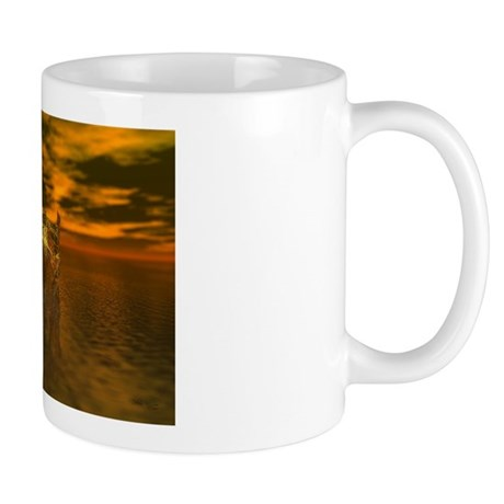 Golden Angel Mug