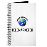 World's Greatest TELEMARKETER Journal