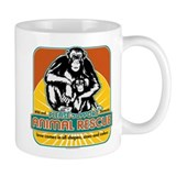 Animal Rescue Chimpanzee Coffee Mug