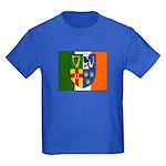 Four Provinces Flag Kids Dark T-Shirt