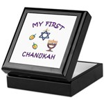 My First Chanukah Keepsake Box