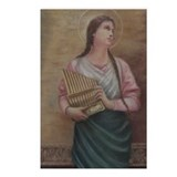 St. Cecilia Postcards (Package of 8)
