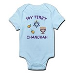 My First Chanukah Infant Bodysuit
