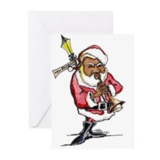Cute Trumpet Greeting Cards (Pk of 20)