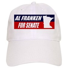 AL FRANKEN FOR SENATE BUMPER Baseball Cap