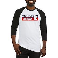 AL FRANKEN FOR SENATE BUMPER Baseball Jersey