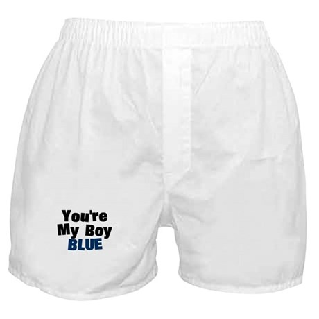 Your My Boy Blue Boxer Shorts