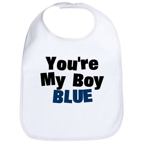 Your My Boy Blue Bib