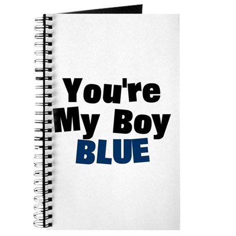 Your My Boy Blue Journal