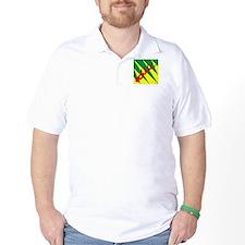 Outlands War Ensign Golf Shirt