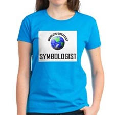 World's Greatest SYMBOLOGIST Tee