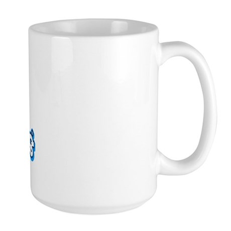 I Love [Heart] Snow Days Large Mug