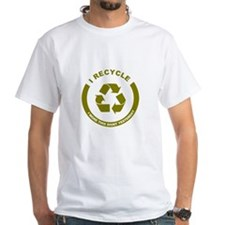 I Recycle, I Wore This Shirt Yesterday Shirt