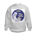 Jesus the Reason Kids Sweatshirt