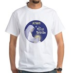 Jesus the Reason White T-Shirt