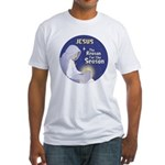 Jesus the Reason Fitted T-Shirt