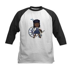 Katy Broken Right Arm Kids Baseball Jersey