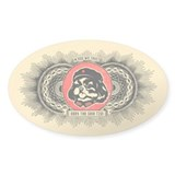 Chairman SHIH TZU - Oval Decal