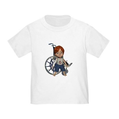 Kevin Broken Rt Arm Toddler T-Shirt