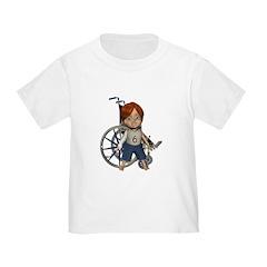 Kevin Broken Rt Arm Toddler T-Shirt