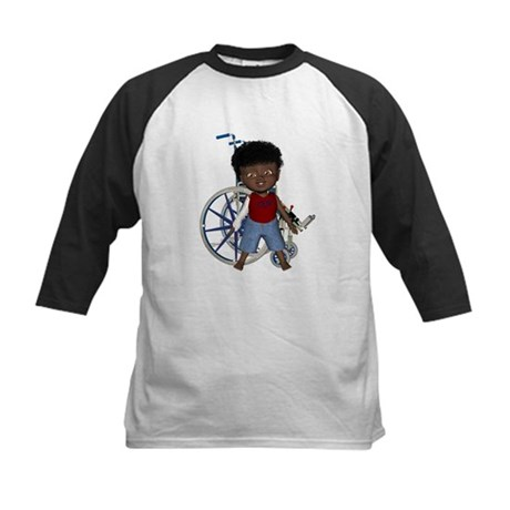 Keith Broken Rt Arm Kids Baseball Jersey