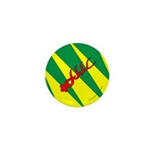 Outlands War Ensign Mini Button (100 pack)