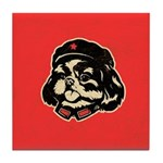 Chairman Shih Tzu Tongue -Tile Coaster