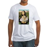 Mona / 3 Chihs Fitted T-Shirt