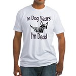 Dog Years Fitted T-Shirt