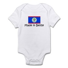 Made in Belize Onesie