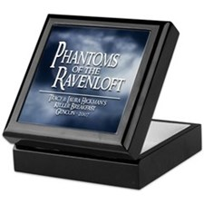 Phantoms Keepsake Box