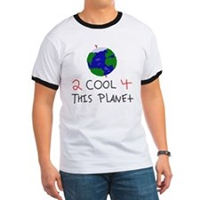 Cute Save the planet T