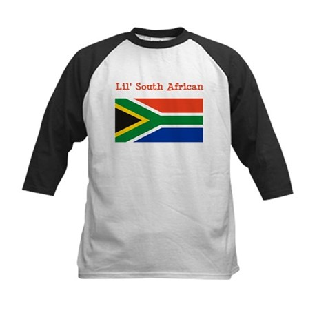 South African Kids Baseball Jersey
