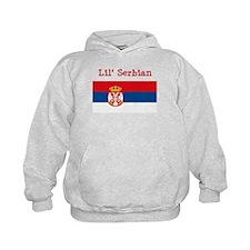 Serbian Hoodie