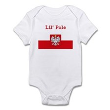 Pole Infant Bodysuit