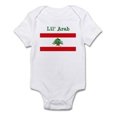 Arab Infant Bodysuit