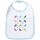 Golden Retriever Designer Bib