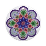 Dutch Treat Ornament (Round)