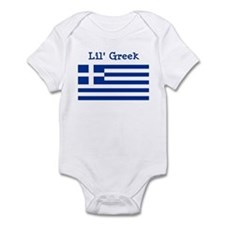 Greek Infant Bodysuit