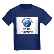 World's Greatest SPEECH THERAPIST T