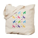 Labrador Retriever Designer Tote Bag