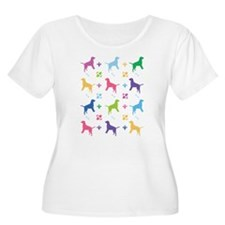 Labrador Retriever Designer T-Shirt