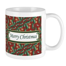 Merry Christmas Pattern Mug
