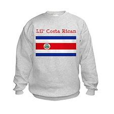 Costa Rican Sweatshirt