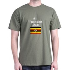 #1 Ugandan Dad T-Shirt