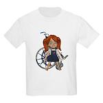 Kit Broken Left Arm Kids Light T-Shirt