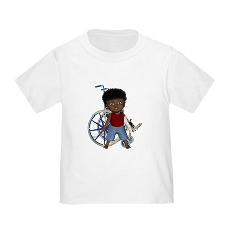 Keith Broken Left Arm Toddler T-Shirt