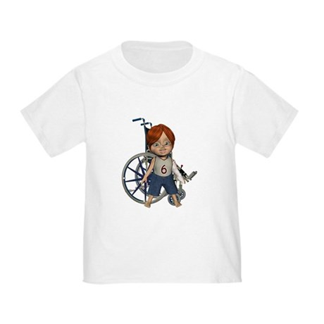 Kevin Broken Left Arm Toddler T-Shirt
