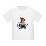 Kevin Broken Left Arm Toddler T-Shirt